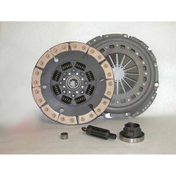 05-501.4C Stage 4 Heavy Duty Ceramic Clutch 13 in. Upgrade Replacement Kit: Dodge Ram 2500, 3500 5.9L Cummins Diesel, 8.0L Gas NV4500 5 Speed- 13 in.