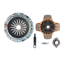 05952 Exedy Stage 2 Ceramic 4 Paddle Racing Clutch Kit