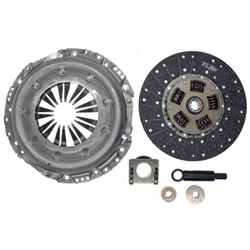 07-027 Clutch Kit: Ford Cars, Pickups, Vans, Mercury Cars - 11 in.