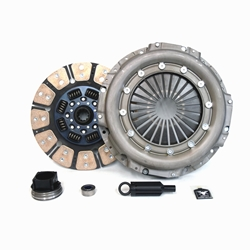 Stage 4 HD Ceramic Clutch Kit - Ford 7.3L DFI Turbo Diesel 1999 - 2003