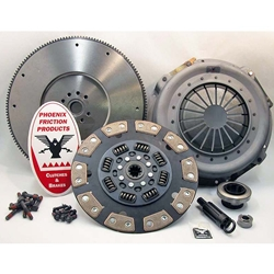 07 131ck 3c Stage 3 Ceramic Clutch And Solid Flywheel Kit