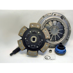 07-140A 3C Stage 3 Ceramic Clutch Kit: Ford Ranger, B2300