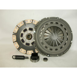 Stage 3 Ceramic Clutch Kit for LuK Flywheel - Ford 7.3L DFI Turbo Diesel 1999 - 2003