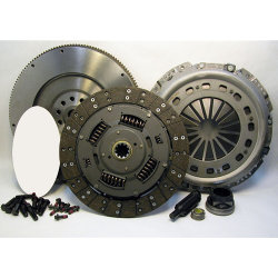 LuK Style Clutch Kit and Flywheel Alternative - Ford 7.3L DFI Turbo Diesel 1999 - 2003