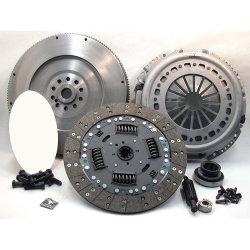 07-154CK Solid Flywheel Conversion Kit Clutch Kit: Ford 7 3L