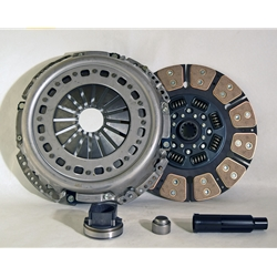 07-503.3C Stage 3 Ceramic Clutch Kit: Ford 6.0L, 6.4L Powerstroke Diesel F250 F350 F450 F550 Super Duty - 13 in.
