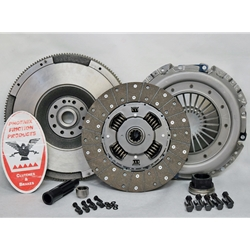 Direct OE Replacement Clutch Kit with Flywheel - Ford 6.0L Powerstroke Turbo Diesel 2003 - 2007