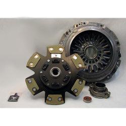 15-102 2K Stage 2 Kevlar Button Clutch Kit: Subaru Impreza, Impreza