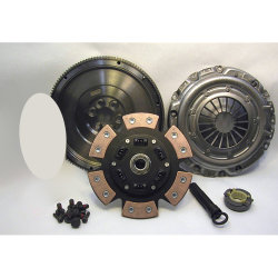 17 204ck 3c Stage 3 Ceramic Solid Flywheel Conversion