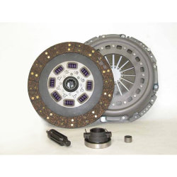 05-524.2 Stage 2 Heavy Duty Organic Solid Flywheel Replacement Clutch Kit: Dodge Ram 2500, 3500 G56 6 Speed Transmission - 13 in.