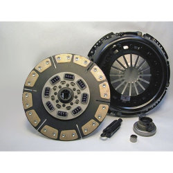 05-524.5C Stage 5 Extra Heavy Duty Ceramic Solid Flywheel Replacement Clutch Kit: Dodge Ram 2500, 3500 G56 6 Speed Transmission - 13 in.