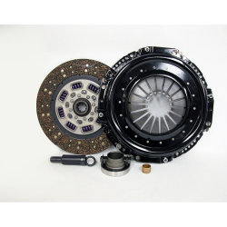 05-092.3 Stage 3 Extra Heavy Duty Organic Clutch Kit: Dodge 5.9L Diesel, 8.0L Gas Ram 2500, 3500 - 12-1/4 in.