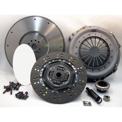 07-131ACK Solid Flywheel Conversion Clutch Kit: Ford 7 3L IDI Turbo