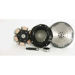 08 014if 5c Stage 5 Ceramic Clutch Kit Including Flywheel