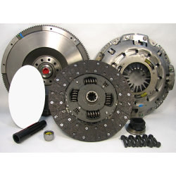 Direct OE Clutch Kit and Flywheel Replacement - Ford 6.4L Powerstroke Turbo Diesel 2008 - 2010