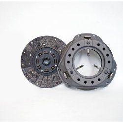 WCCS12F Wood Chipper Clutch Kit with 12 in. Dampened Disc: Ford Engines