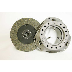 WCCS12FR Wood Chipper Clutch Kit with 12 in. Rigid Disc: Ford Engines