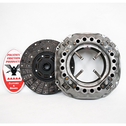WCCS13FR Wood Chipper Clutch Kit with 13 in. Rigid Disc: Ford Engines