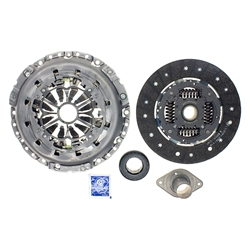 02-214 Clutch Kit: Audi A4 Quattro A5 Quattro 2.0L - 9-1/2 in.