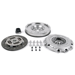 03-231CK Solid Flywheel Conversion Clutch Kit: BMW 325Ci