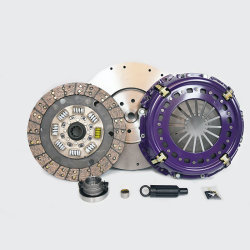 05-101iF.4 Stage 4 Ultimate Organic Clutch Kit including Flywheel: Dodge 5.9L Cummins Diesel Ram 2500, 3500 6 Speed NV5600 - 13 in.