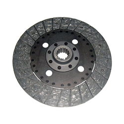 AGD320061 New PTO Inner Clutch Disc for Ford Tractor - 9 in.