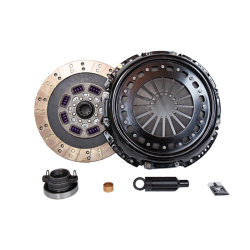 05-501.5FA Stage 5 Extra Heavy Duty FeramAlloy Clutch 13 in. Upgrade Replacement Kit: Dodge Ram 2500, 3500 5.9L Cummins Diesel, 8.0L Gas NV4500 5 Speed- 13 in.