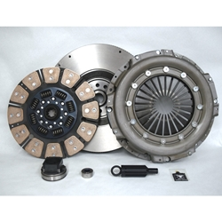 07 113if 4c Stage 4 Heavy Duty Ceramic Clutch Kit And