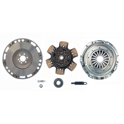 04954FW Exedy Stage 2 Ceramic 6 Paddle Racing Clutch Kit: Chevrolet Corvette 5.7L - 280mm