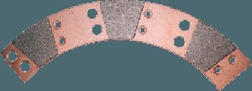 Ceramic clutches