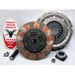 01-017.3C Stage 3 Ceramic Clutch Kit: Jeep CJ J-10 Wagoneer - 10-1/2 in.