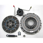 01-033 Clutch Kit: Jeep Cherokee Comanche Wagoneer Wrangler 2.5L - 9-1/8 in.