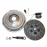 01-034 Clutch Kit: Jeep Cherokee Comanche Wagoneer Wrangler - 10-1/2 in.