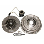 01-034.2DF Stage 2 Dual Friction Clutch Kit: Jeep Cherokee Comanche Wagoneer Wrangler - 10-1/2 in.