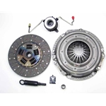 01-035 Clutch Kit: Jeep Cherokee Comanche Wagoneer Wrangler - 10-1/2 in.