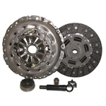 02-043 Clutch Kit: Audi A4, A4 Quattro 3.0L - 9-1/2 in.