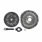 02-201 Clutch Kit: Audi 100LS 1.8L - 8-1/2 in.