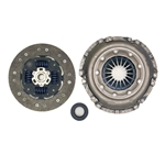 02-204 Clutch Kit: Audi V8 Quattro 3.6L - 9-1/2 in.
