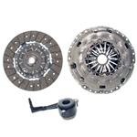 02-209 Clutch Kit: Audi TT Quattro, VW Golf Jetta Passat - 9-1/2 in.