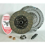 04-020.2 Stage 2 Heavy Duty Clutch Kit: Camaro Chevelle Corvette Cutlass 442 Firebird GS455 Monte Carlo - 11 in. x 26 Spline