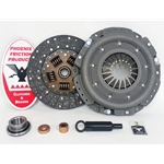 04-021.2 Stage 2 Heavy Duty Clutch Kit: Camaro Cutlass El Camino Firebird Malibu Monte Carlo Regal Skylark - 10-1/2 in.