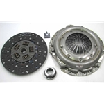 04-049F Clutch Kit: Bel Air Biscayne Cutlass 442 Impala C10 C20 C30 C1500 C2500 C3500 Grand Prix GTO - 11 in.