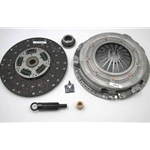 04-087.2V Stage 2 Valeo Heavy Duty Clutch Kit: GM 6.2L Diesel Pickups & Vans 12 in.