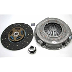 04-087F Fleet Duty Clutch Kit: GM 6.2L Diesel Pickups & Vans 12 in.