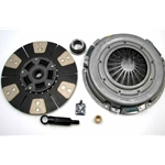 04-105.3C Stage 3 Heavy Duty Clutch Kit: GM Pickups, SUVs, & Van - 12 in.
