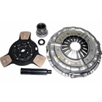 04-107 Ceramic Button Clutch Kit: Chevrolet C40 C50 C60 GMC C4000 C4500 - 13 in.