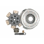 05-029.3C Stage 3 Ceramic Clutch Kit: Chrysler, Dodge, Plymouth Cars, Pickups, Vans - 10-1/2 in.