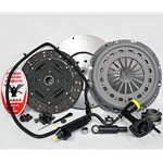05-124CK Solid Flywheel Conversion Clutch Kit: Dodge Ram 2500, 3500 G56 6 Speed Transmission - 13 in.