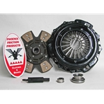 07-042.5C Stage 5 Heavy Duty Ceramic Clutch Kit: Ford Mustang, Mercury Capri - 10-1/2 in.
