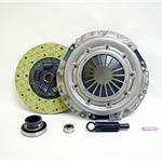 07-076.2K Stage 2 Kevlar Clutch Kit: Ford 7.3L Diesel F350, F450 - 11 in.